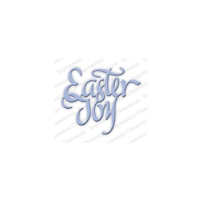 Die Impression Obsession - Easter Joy