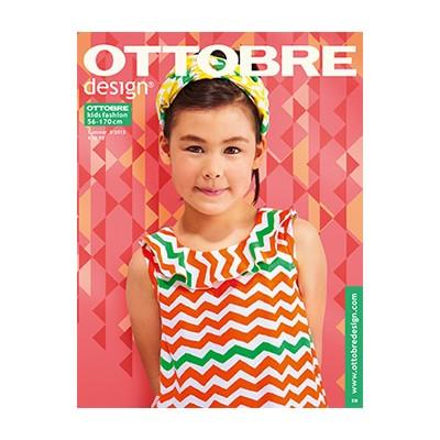 Magazine Ottobre Design 3/2013 Enfants Eté