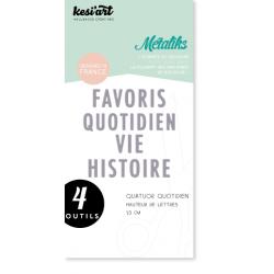 Dies MetaliKs - Quatuor Quotidien