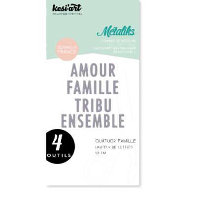 Dies MetaliKs - Quatuor Famille