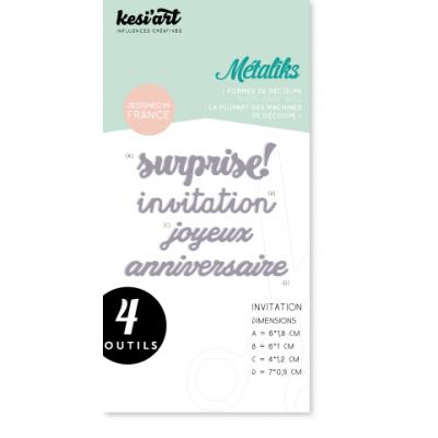 Dies MetaliKs - Invitation