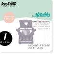 Dies MetaliKs - Machine à écrire