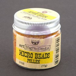 Micro Beads - Art Ingredients - Pollen