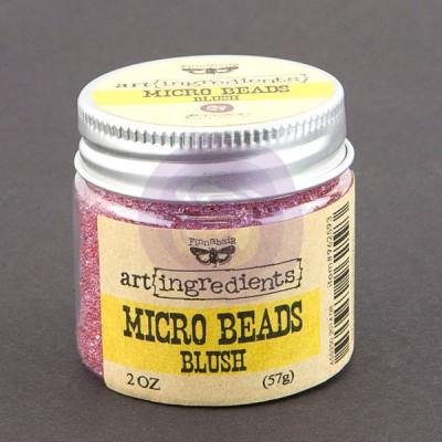 Micro Beads - Art Ingredients - Blush