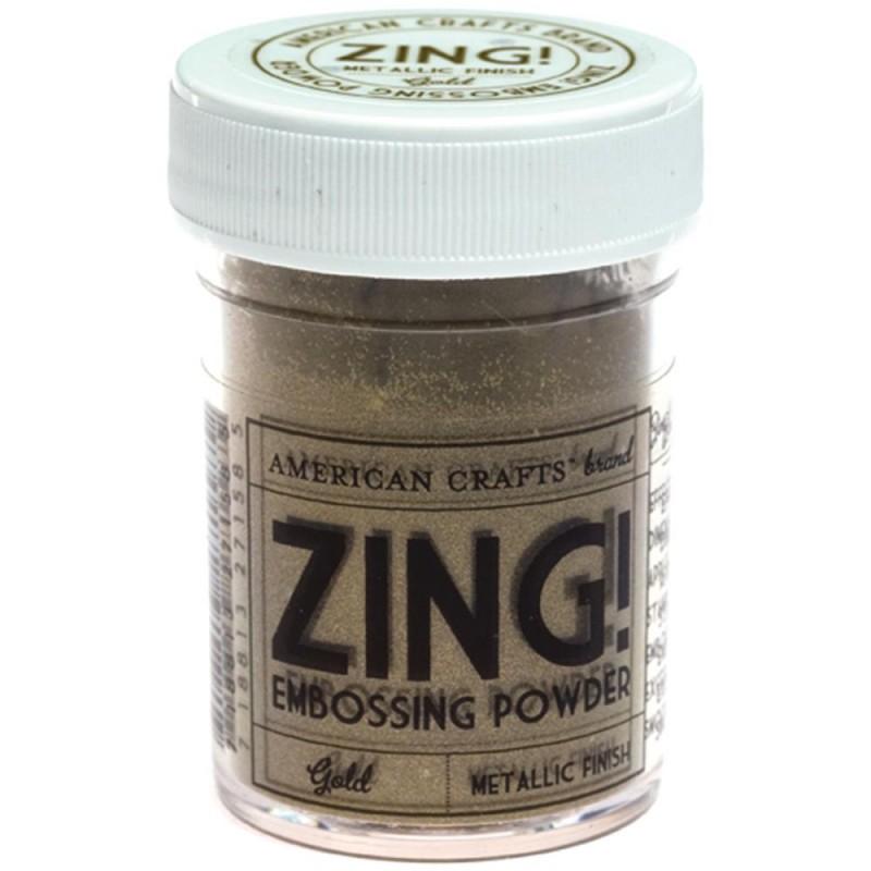 Poudre à embosser Zing! Metallic - Gold