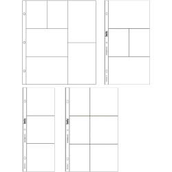 Pochettes 30x30 cm Becky Higgins - Small Variety Pack 1