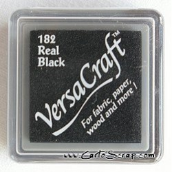Encreur Versacraft Real Black (noir)