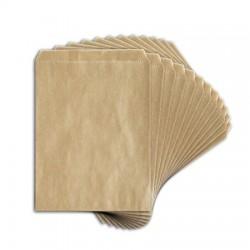 Sachets imprimés 13x18cm – Kraft Uni (12)